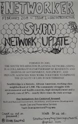 The Networker, Cover